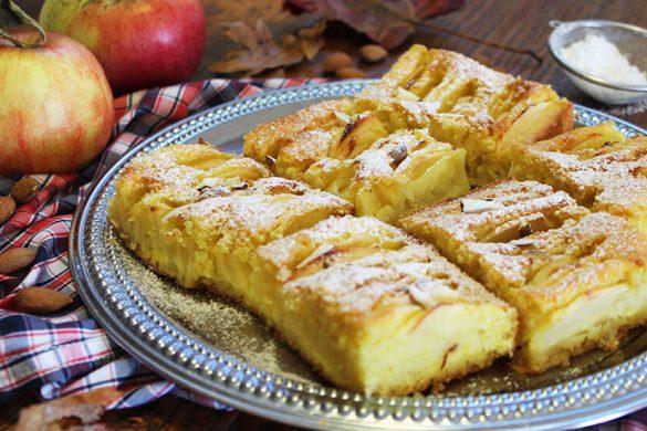 jednostavan-brzi-kolac-s-jabukama-bademima-recept