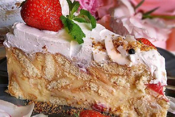 brza-torta-keksi-jagode